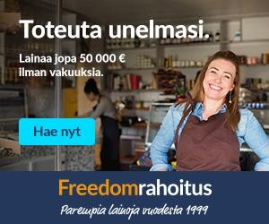 Freedom Rahoitus freedom rahoitus 1