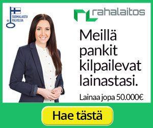 Rahalaitos rahalaitos mainos 1